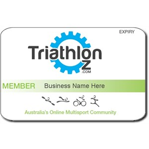 TriathlonOz Membership Business, Membership Business - Standard