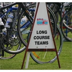 Triathlon Race Distances