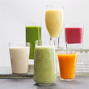 Fruit & Vegetable Smoothies