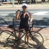 My first medal win at triathlon - Left Bank, Perth