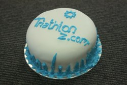 TriathlonOz Cake