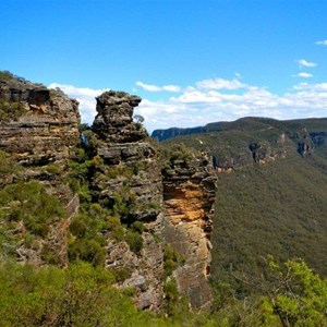 Boar's Head, Blue Mountains (More Dope on a Rope)