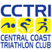 Central Coast Triathlon Club Logo