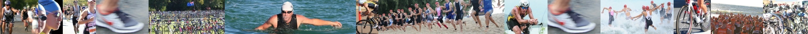 Images from TriathlonOz