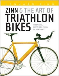 Velo Press Books Triathlon Bike Maintenance, Zinn and the Art of Triathlon Bikes
